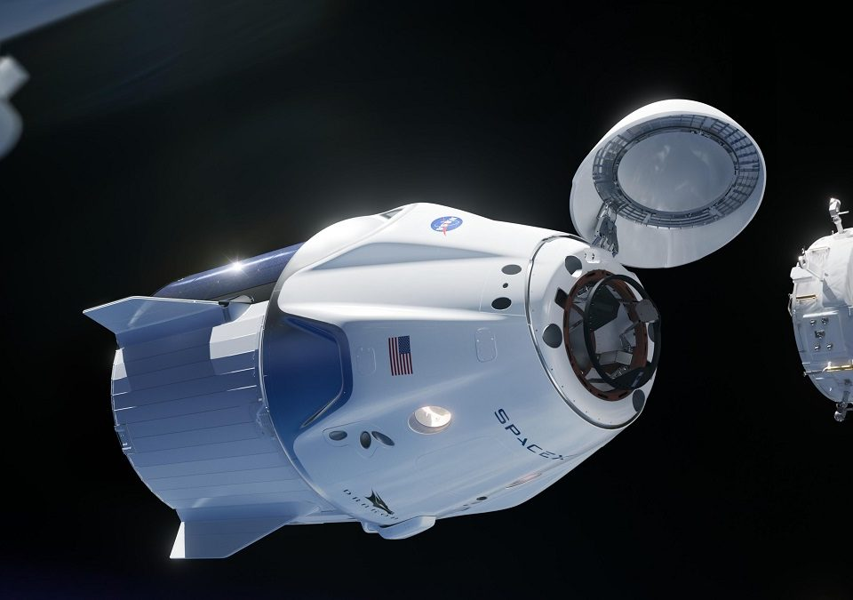 Elon Musk - We should make Starfleet Academy real