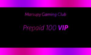 Prepaid 100 PC VIP